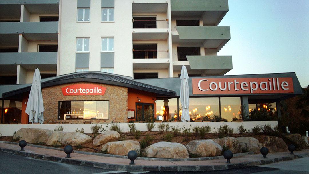 Restaurant Courtepaille Ajaccio