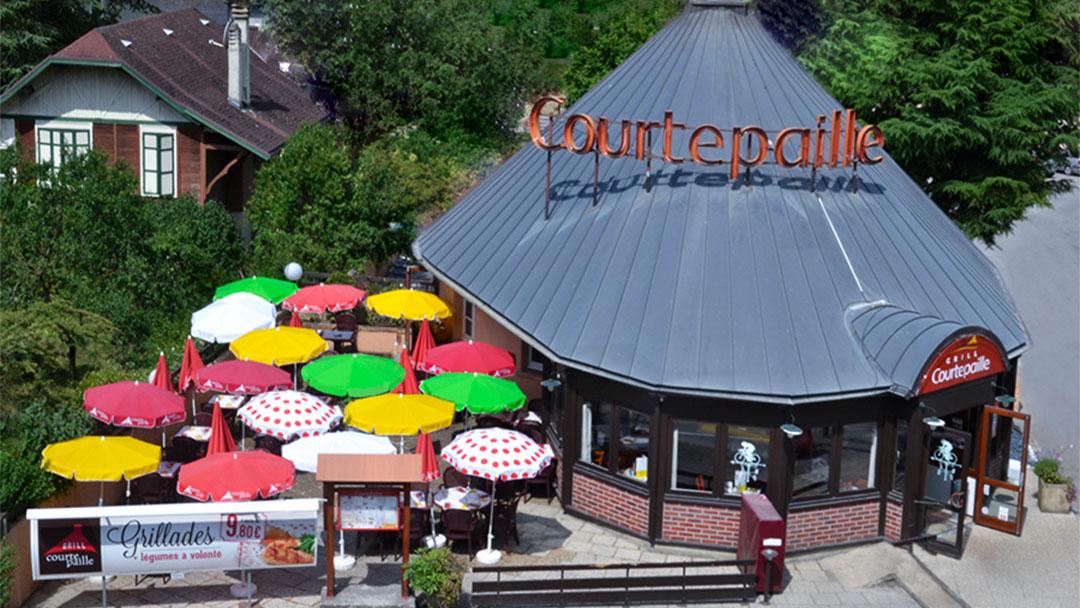 Restaurant Courtepaille Annecy 2