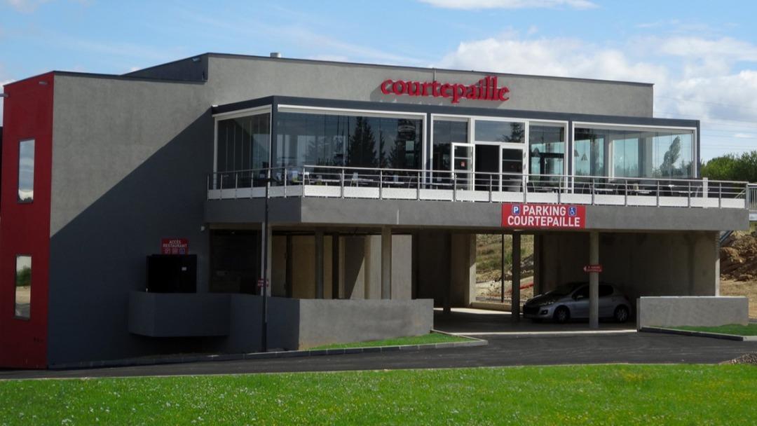 Restaurant Courtepaille Béziers Mercorent