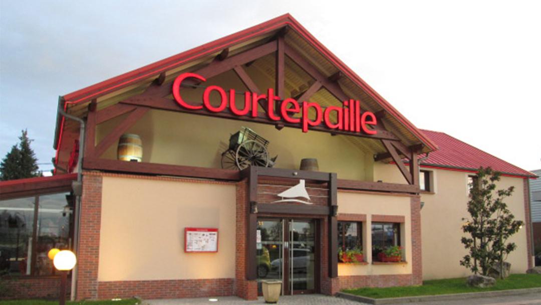 Restaurant Courtepaille Bourg-en-Bresse Nord
