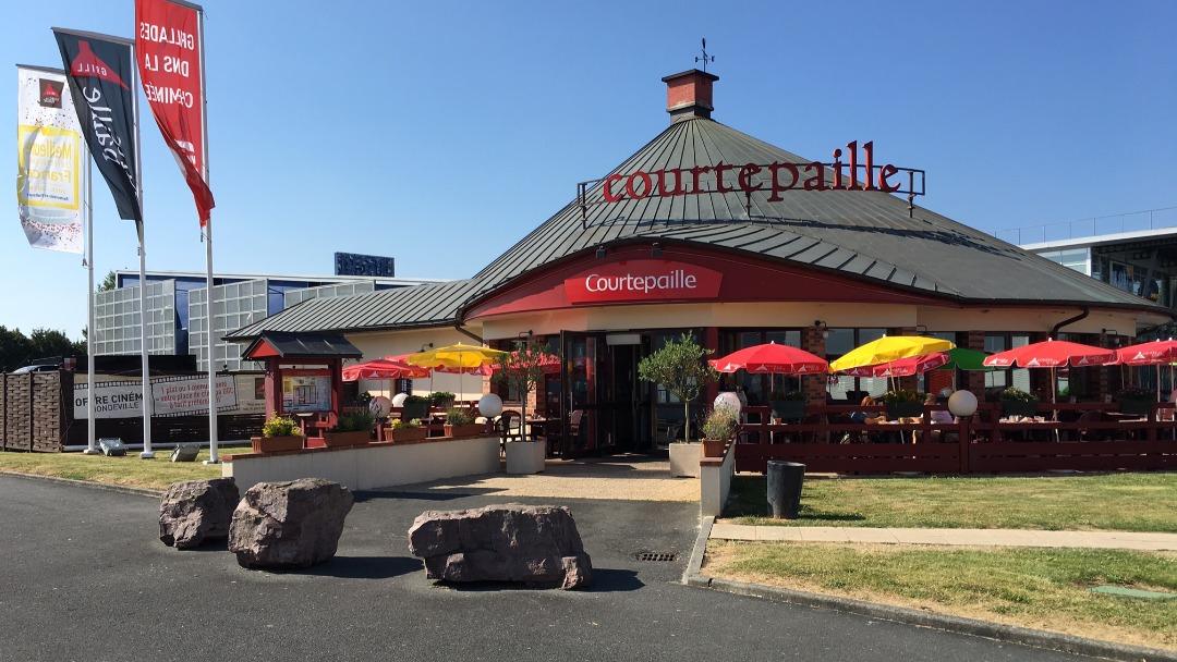 Restaurant Courtepaille Caen Mondeville