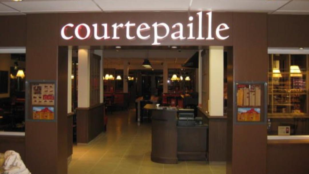 Restaurant Courtepaille Chateauvillain