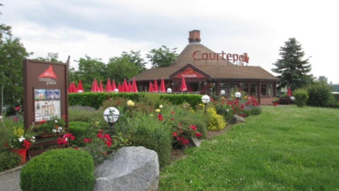 Restaurant Courtepaille Colmar Aéroport