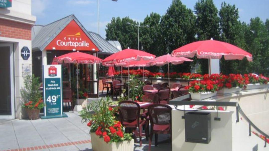 Restaurant Courtepaille Courbevoie