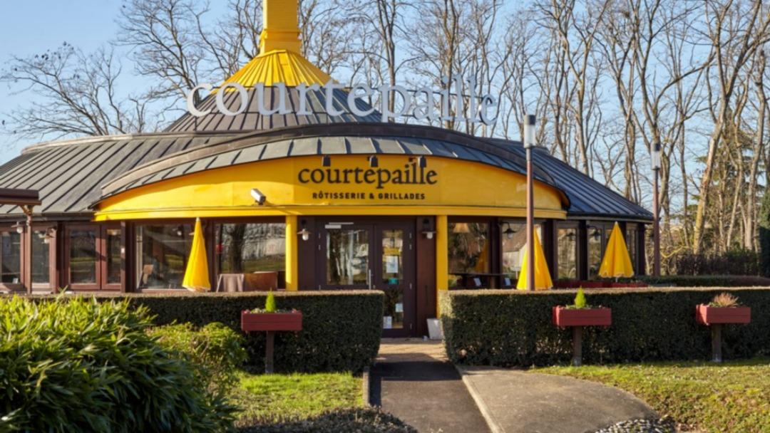 Restaurant Courtepaille Evry Lisses
