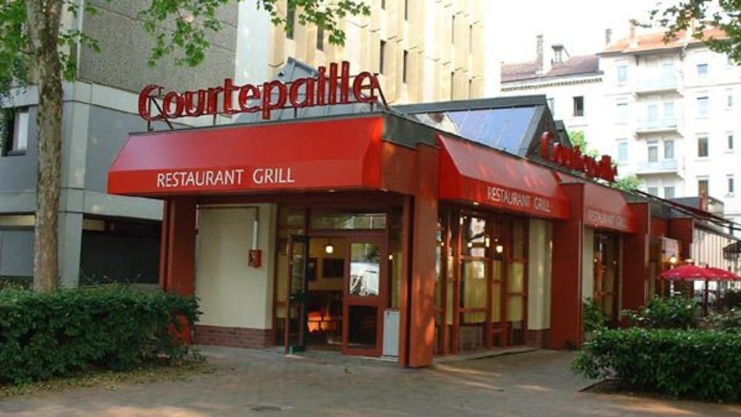 Restaurant Courtepaille Lyon Gare La Part Dieu