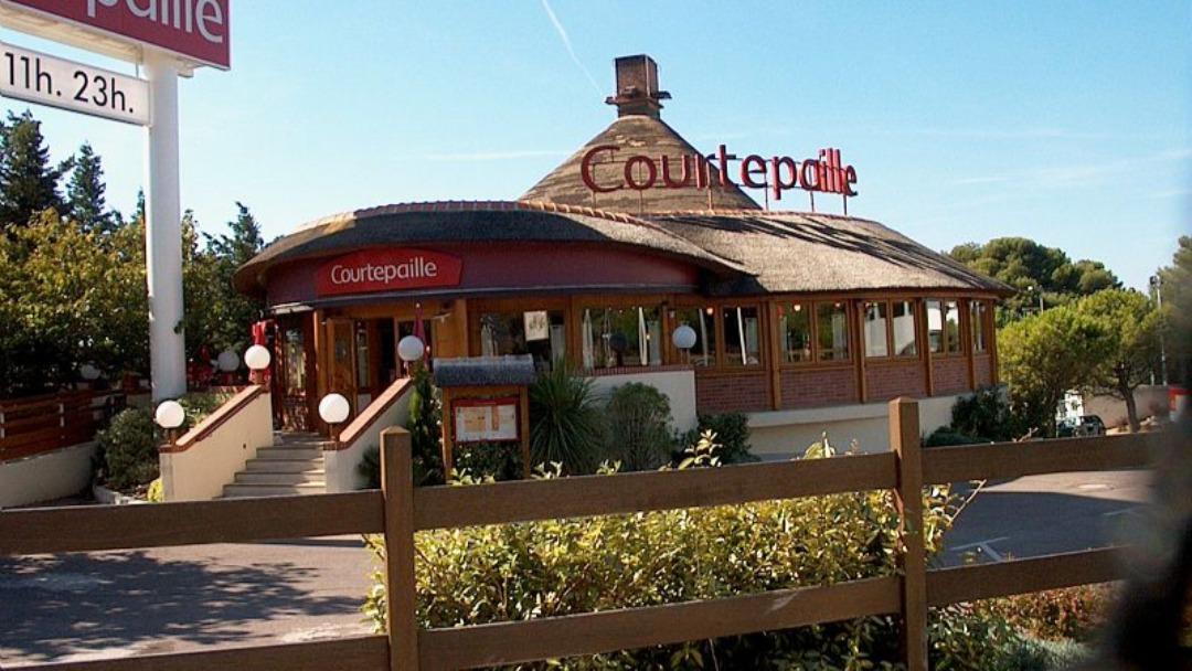 Restaurant Courtepaille Marseille Vitrolles