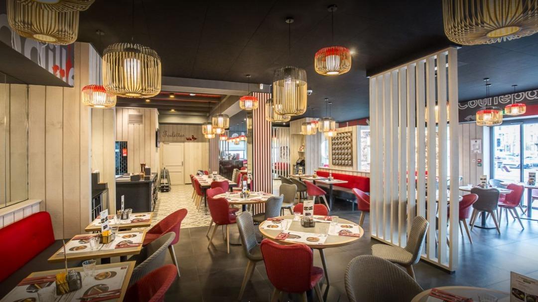 Restaurant Courtepaille Metz Gare