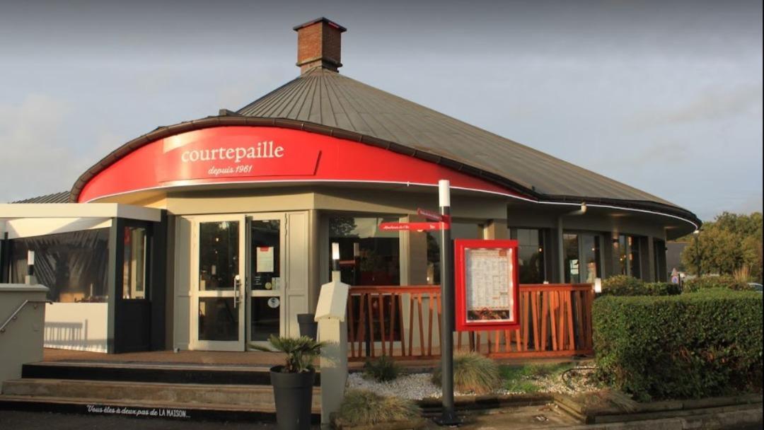 Restaurant Courtepaille Nantes Saint Sebastien