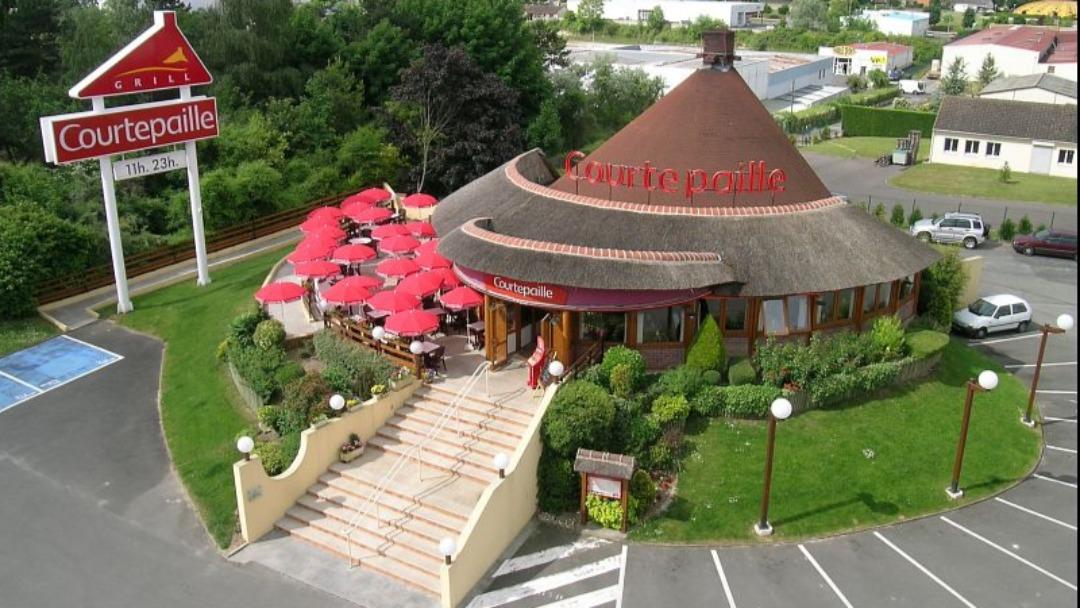 Restaurant Courtepaille Nemours