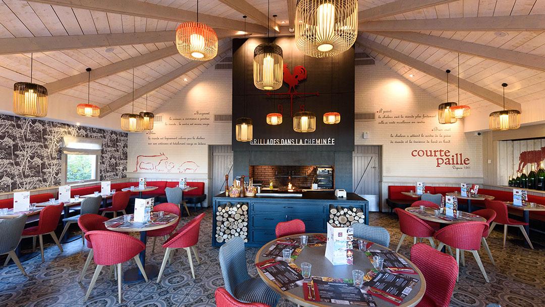 Restaurant Courtepaille Reims Tinqueux