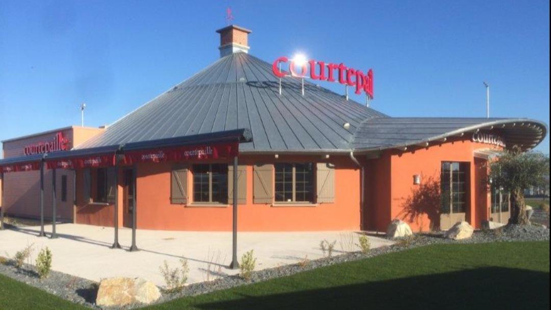 Restaurant Courtepaille Rennes Route de Lorient