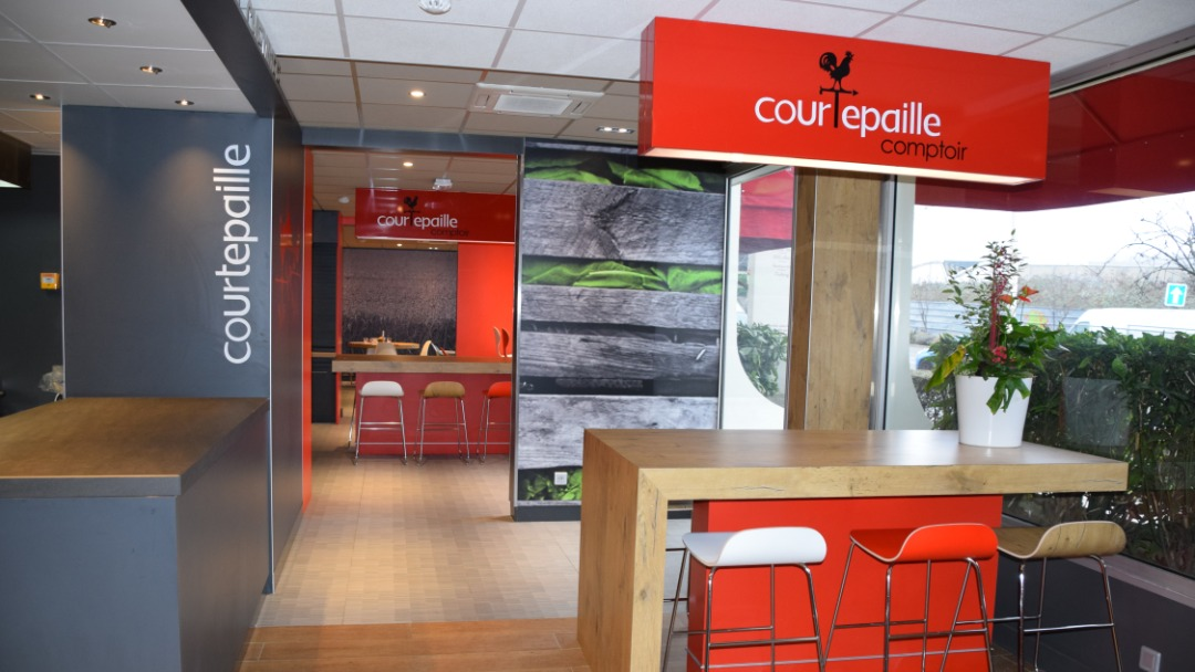 Restaurant Courtepaille Saint Denis Stade Ouest
