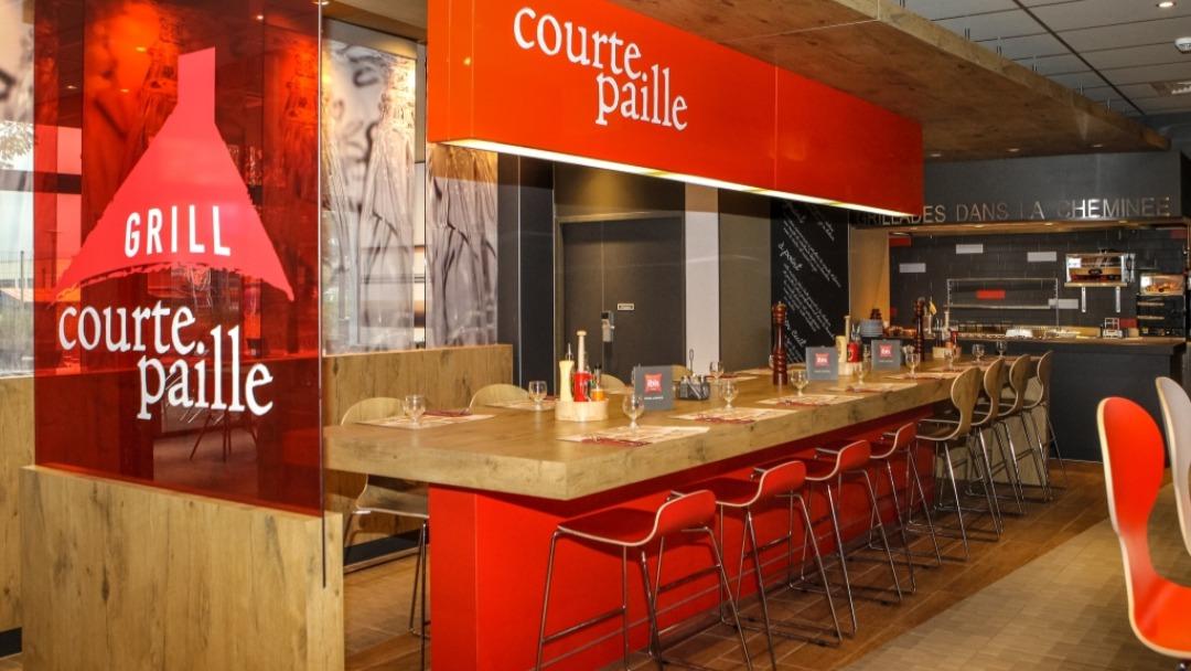 Restaurant Courtepaille Saint Genis Pouilly Genève