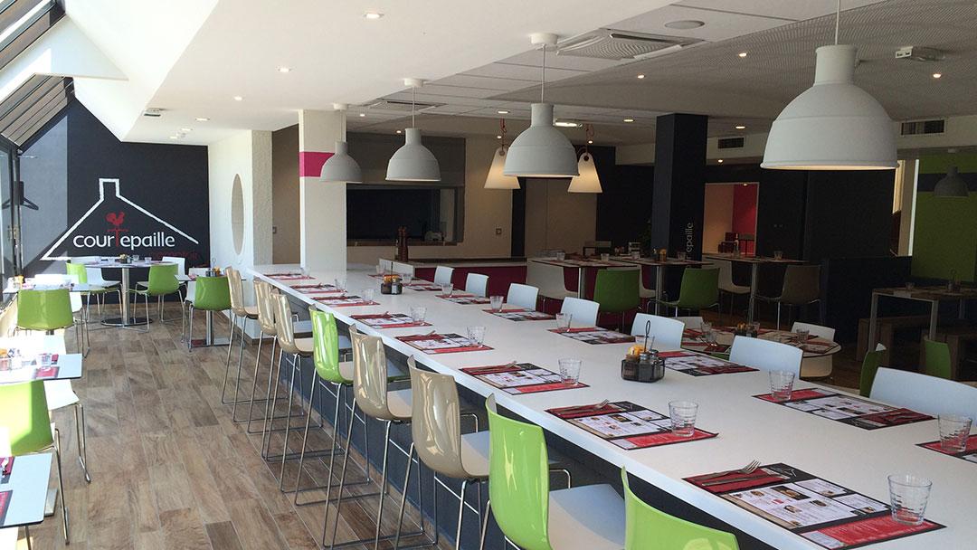 Restaurant Courtepaille Toulouse Labege
