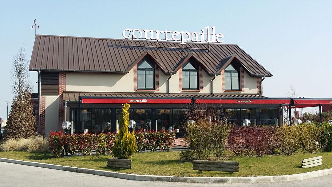 Restaurant Courtepaille Troyes Saint André