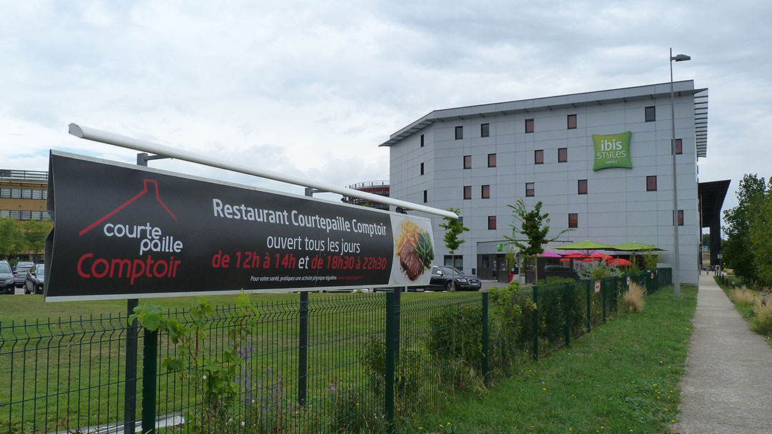 Restaurant Courtepaille Valence Tgv