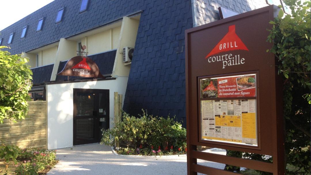 Restaurant Courtepaille Villepinte Ibis Styles Parc Des Expositions