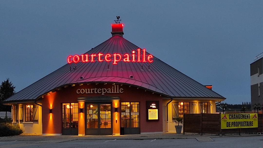 Restaurant Courtepaille Yvetot